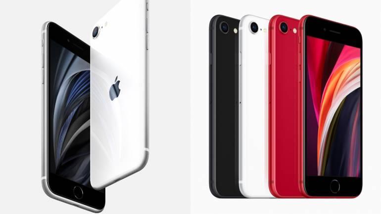 رونمایی اپل از آیفون SE 2020 ، طراحی آیفون 8 سخت افزار آیفون 11