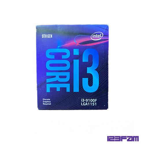 پردازنده core i3-9100F