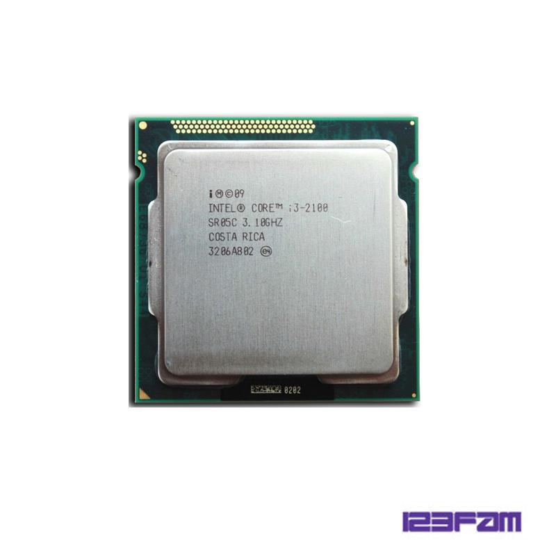 پردازنده اینتل i3-2100