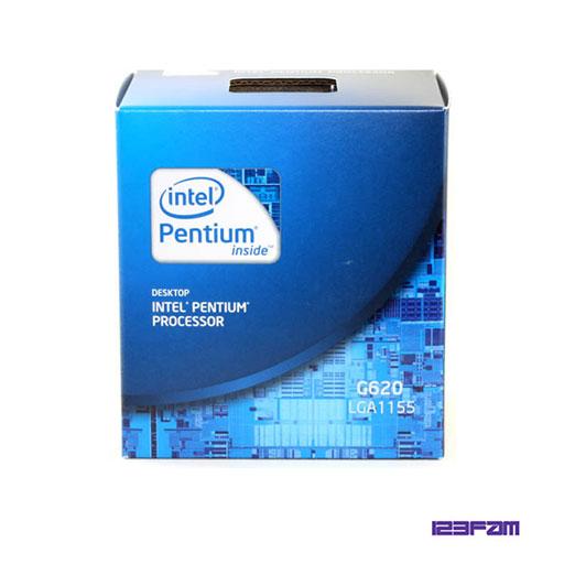 پردازنده اینتل pentium G620