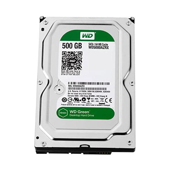 هارد دیسک 500G وسترن دیجیتال