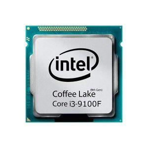 پردازنده مرکزی اینتل i3-9100f