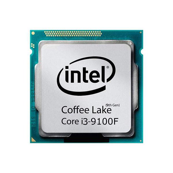 پردازنده اینتل i3-9100F