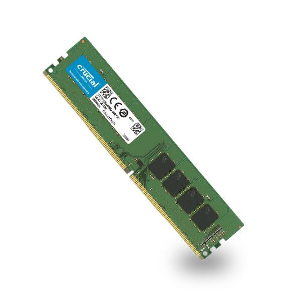 رم Crucial 8GB DDR4